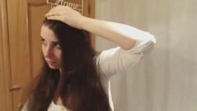 فیلم آموزش تقویت و افزایش رشد مو با ماسک مو طبیعی