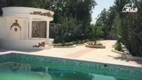 ۱۱۰۰ متر باغ ویلا در فردوسیه شهریار