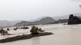 تخلیه فوری 6 روستا در شهرستان کنارک به دلیل سیلاب
