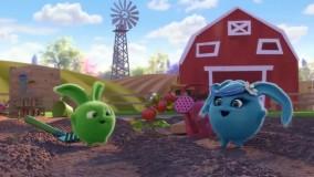 انیمیشن شاد کودکانه خرگوش های خورشیدی - قسمت 30- Sunny Bunnies