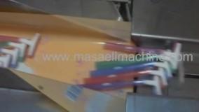 دستگاه بسته بندی ژیلت
