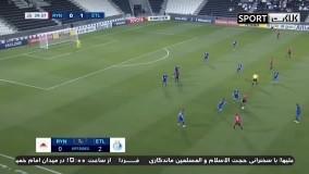 خلاصه بازی الریان قطر 0 - استقلال ایران 5