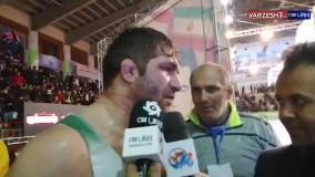 پرویز هادی: فقط به مدال المپیک فکر میکنم