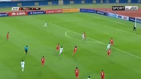 خلاصه بازی امید ازبکستان 1-1 امید ایران