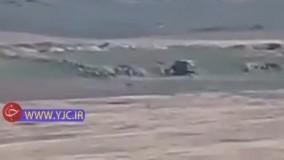 ارتش ارمنستان تصاویر جدیدی از حمله به مواضع ارتش جمهوری آذربایجان منتشر کرد