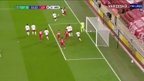 خلاصه بازی لیورپول 0(4) - آرسنال 0(5)