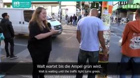 آشنایی با ساختار جملات و افعال در زبان آلمانی