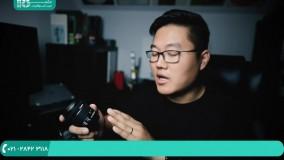 مقایسه اندازهی سنسور و عملکرد در نور کم در دوربین فول فریم و کراپ