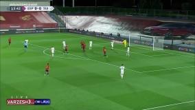 خلاصه بازی اسپانیا 1 - سوئیس 0