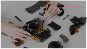 دوربین کامپکت | آموزش تعویض و تعمیر انواع عدسی ها