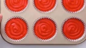 ایده هایی برای تزئین زیباترین کیک های رنگین کمانی