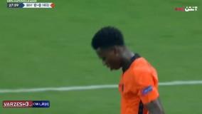 خلاصه بازی بوسنی 0 - هلند 0