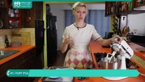 طرز پخت ساده ی شیرینی و بیسکوئیت زنجبیلی در منزل