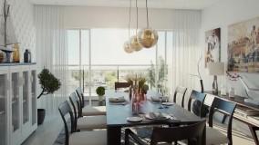 طراحی داخلی مدرن خانه ویلایی