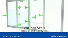 خدمات انواع درب شیشه ای اتوماتیک