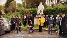 مراسم یادبود استاد محمدرضا شجریان در ایتالیا