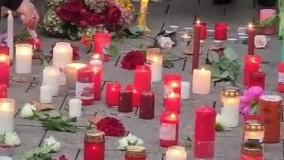 مراسم یادبود استاد محمدرضا شجریان در آلمان