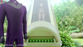 انیمیشن دوبله فارسی دختر کفشدوزکی و گربه سیاه این داستان مکاشفه