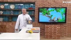 آموزش آشپزی ؛  دستور پخت پیتزای مرغ و اسفناج