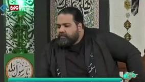 چاووشی خوانی رضا صادقی در برنامه زنده