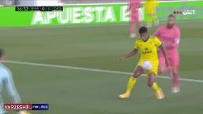 خلاصه بازی رئال مادرید 0 - کادیز 1