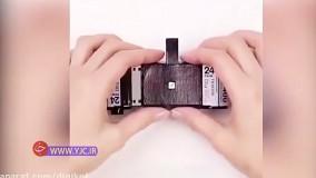 ساخت دوربین عکاسی با قوطی کبریت