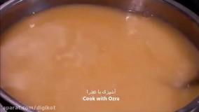 طرز تهیه لوکوم پرتقال