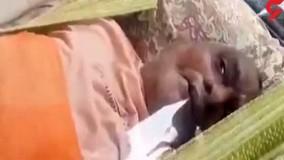 فیلم لحظه زنده شدن یک مرده پس از 20 ساعت در تابوت !   باورنکردنی در هند