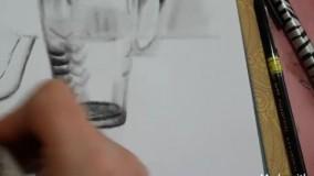 آموزش طراحی لیوان