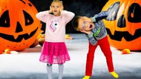 ناستیا و دامیک ؛ بازی در شهربازی مرموز و هیجان انگیز