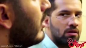 کلیپ طنز خنده دار محمدامین کریم پور و کامی های