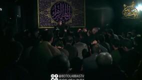 روضه حضرت محسن _ حاج محمد رضا طاهری _ مثل محسن ای کاش منم سوخته بودم