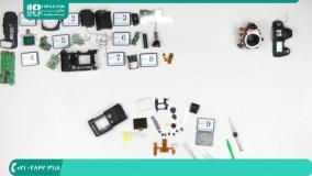 آشنایی با قطعات دوربین عکاسی دیجیتالی برای یادگیری بهتر
