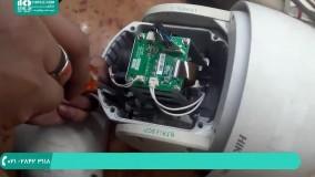 دوربین مدار بسته | آموزش عیب یابی ولتاژهای روی بردتوسط ولتاژگیری