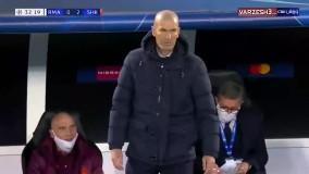 خلاصه بازی رئال مادرید 2 - شاختار دونتسک 3