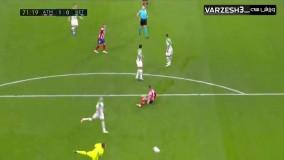خلاصه بازی اتلتیکو مادرید 2 - رئال بتیس 0