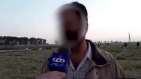 هجوم عجیب مردم به مزرعه خیار در حاشیه تهران
