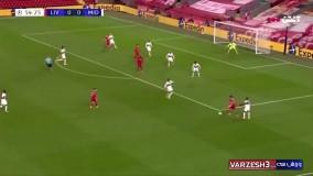 خلاصه بازی لیورپول 2 - میتیلند 0