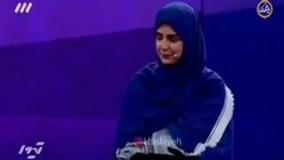 نامه خداحافظی به همسر در مسابقه تلویزیونی