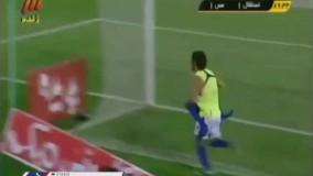 لحظه خداحافظی فرهاد مجیدی از فوتبال