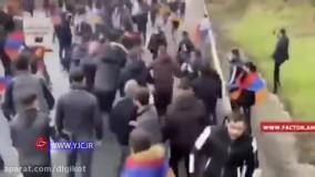 جنگ قره باغ به فرانسه کشیده شد!