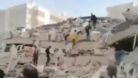 زلزله شدید در غرب ترکیه 1