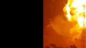 انفجار هولناک خط لوله نفت در جنوب عراق