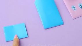 ساخت کیف کاغذی مدل خرگوش برای کودکان
