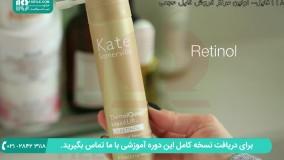 پاکسازی پوست با برس پاک کننده و آنالیزگر