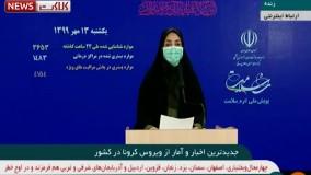 فوت بیش از 200 نفر بر اثر کرونا در 24 ساعت گذشته ۱۳ مهر
