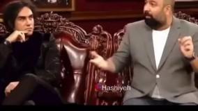 واکنش تند سحر زکریا به صحبت های علی اوجی در دورهمی مهران مدیری