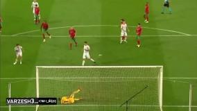 خلاصه بازی پرتغال 0 - اسپانیا 0