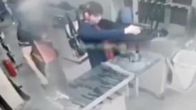 خودکشی عجیب در باشگاه تیراندازی