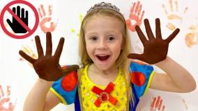 ناستیا و بابایی ؛ ناستیا و قوانین جدید رفتاری برای کودکان